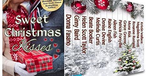 sweet christmas kisses