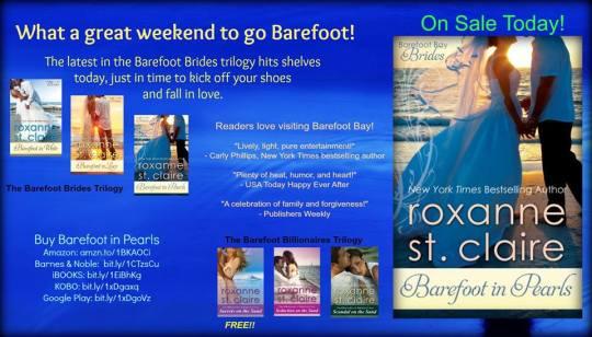barefoot bay brides books