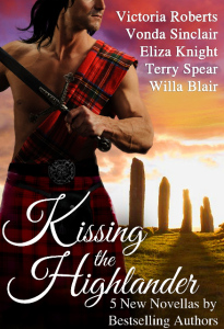 Kissing the Highlander final (438x640)
