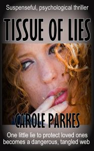 Tissue of Lies cover 2