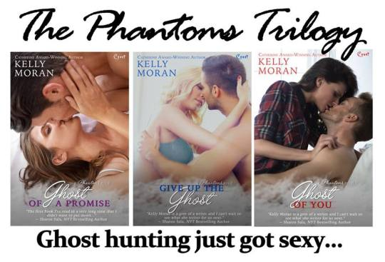 new phantoms trilogy